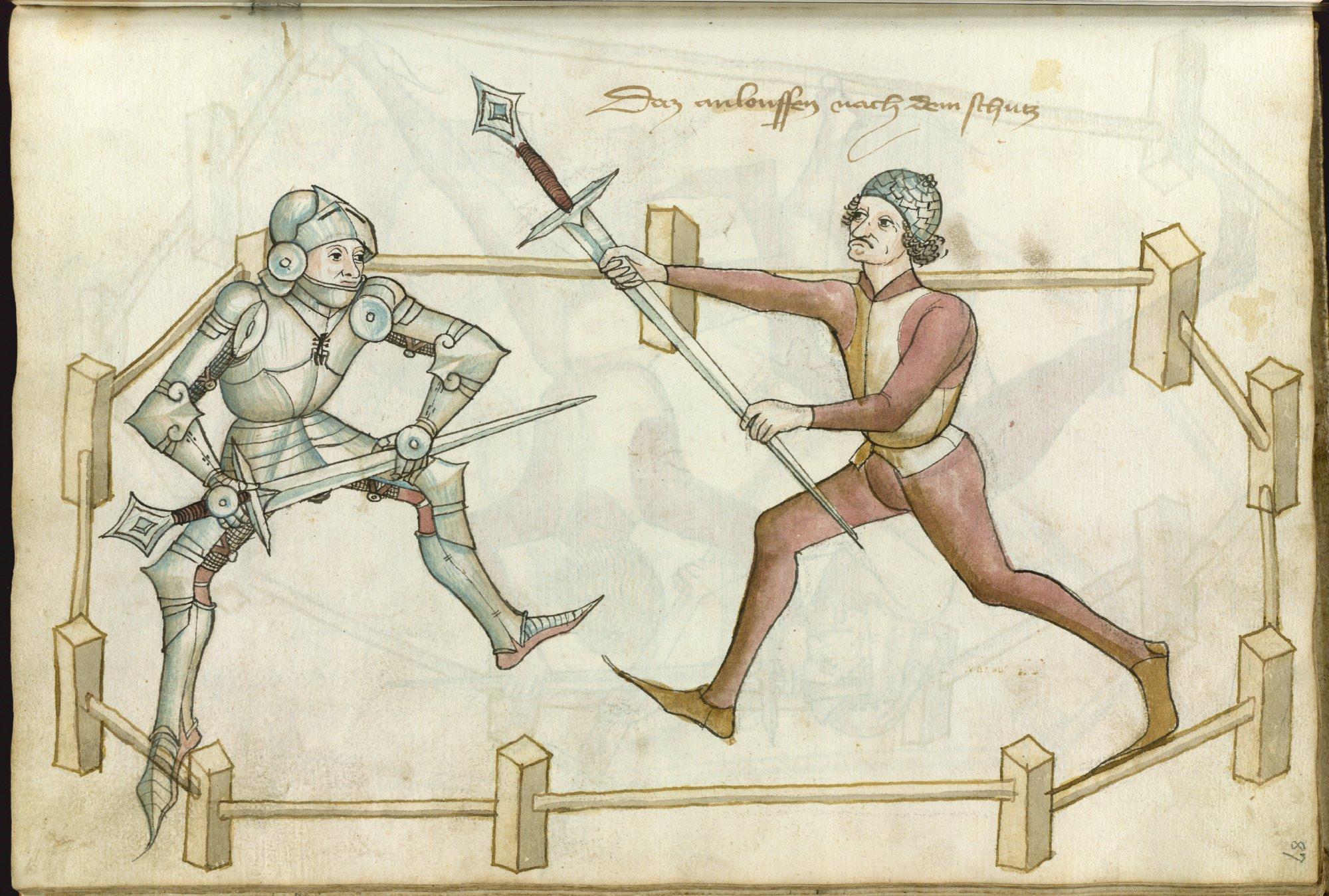 Những suy nghĩ sai lầm thường thấy đối với trường kiếm châu Âu (long sword)